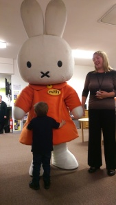 Hello Miffy!