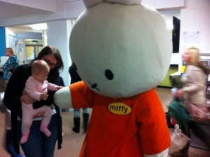 When Beebop met Miffy!