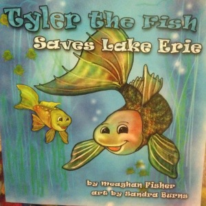 Tyler's front cover