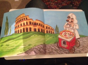 Giuseppe and the Colosseum